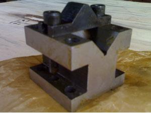 钢件V型架