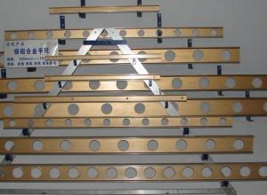 镁铝合金轻型平尺